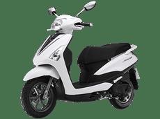 Giá xe Yamaha Acruzo 2018 mới nhất tháng 4/2018