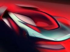 Hãng thiết kế xe cho Vinfast hé lộ hình ảnh đầu tiên về siêu xe điện mới