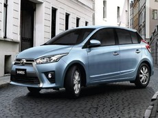 Giá xe Toyota Yaris 2018 mới nhất tháng 4/2018