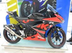 """Suzuki GSX-R150 """"độ"""" chính hãng có giá 89 triệu Đồng"""