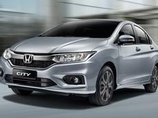 Giá xe Honda City 2018 mới nhất tháng 4/2018