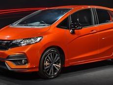 Bảng giá xe Honda Jazz 2018 mới nhất tháng 4/2018