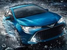 Toyota Corolla Hatchback sẽ có khả năng ra bản hiệu suất cao làm đối thủ của Civic Type R