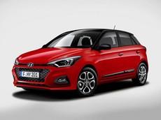 Hyundai i20 2018 ra mắt với thiết kế nâng cấp và hộp số mới