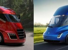 Tesla bị kiện vì vi phạm bản quyền sáng chế xe đầu kéo Semi