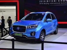 Choáng với mẫu xe concept bắt chước Jaguar F-Pace ở triển lãm ô tô Bắc Kinh 2018