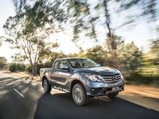Mazda BT-50 2018 ra mắt với thiết kế rắn rỏi hơn và nhiều công nghệ hơn