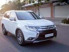 Mitsubishi Outlander lắp ráp trong nước bất ngờ tăng giá trong tháng 5/2018