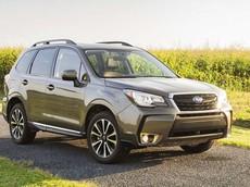 Bảng giá xe Subaru 2018 mới nhất tháng 5/2018