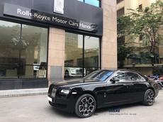 Rolls-Royce Ghost Black Badge đầu tiên về Việt Nam bất ngờ tái xuất