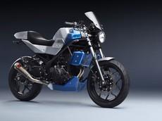 """Yamaha MT-03 """"lột xác"""" với bộ bodykit của Bunker Custom"""
