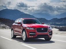 Jaguar F-Pace 2019: An toàn và tiện nghi hơn, giá tăng mạnh