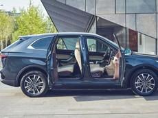 Singulato iS6 - SUV có cửa như Rolls-Royce Phantom và màn hình cảm ứng 15,6 inch