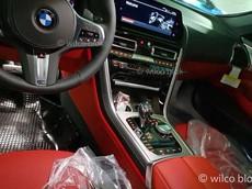 Rò rỉ nội thất ấn tượng của coupe hạng sang BMW 8-Series 2019
