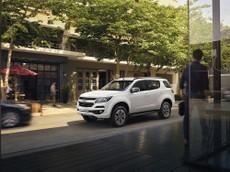 Giá xe Chevrolet Trailblazer 2018 mới nhất tháng 5/2018