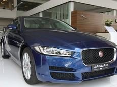 Bảng giá xe Jaguar 2018 mới nhất tháng 5/2018