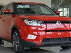 Bảng giá xe Ssangyong 2018 mới nhất tháng 5/2018