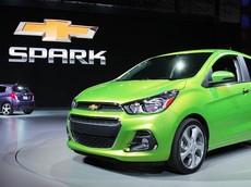 Giá xe Chevrolet Spark 2018 mới nhất tháng 5/2018