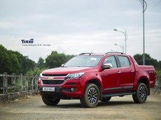 Chevrolet Colorado tung khuyến mại tháng 5/2018, giảm giá tới 50 triệu VNĐ