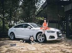 Giá xe Audi A5 2018 mới nhất tháng 5/2018