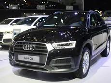 Giá xe Audi Q3 2018 mới nhất tháng 5/2018