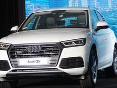 Giá xe Audi Q5 2018 mới nhất tháng 5/2018