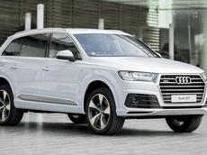 Giá xe Audi Q7 2018 mới nhất tháng 5/2018