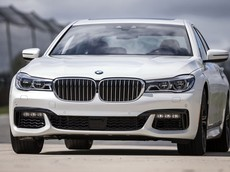Giá xe BMW 7 Series 2018 mới nhất tháng 5/2018