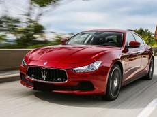 Giá xe Maserati Ghibli 2018 mới nhất tháng 5/2018