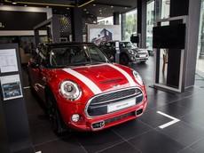 Giá xe Mini Cooper 2018 mới nhất tháng 5/2018