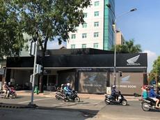 Honda sắp khai trương showroom mô tô phân khối lớn tại Sài Gòn