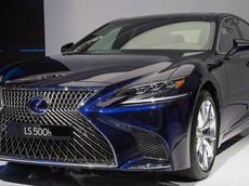 Giá xe Lexus LS 2018 mới nhất tháng 5/2018