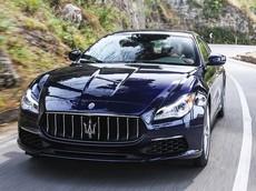 Giá xe Maserati Quattroporte 2018 mới nhất tháng 5/2018