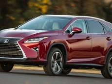 Giá xe Lexus RX 2018 mới nhất tháng 5/2018
