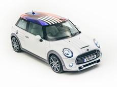 Mini chế tạo một chiếc hatchback đặc biệt cho đám cưới Hoàng tử Anh