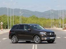 Giá xe Mercedes-Benz GLE 2018 mới nhất tháng 5/2018