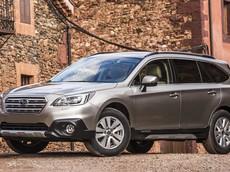 Giá xe Subaru Outback 2018 mới nhất tháng 5/2018