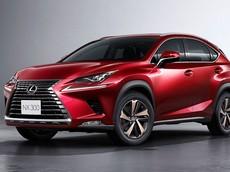 Giá xe Lexus NX 2018 mới nhất tháng 5/2018