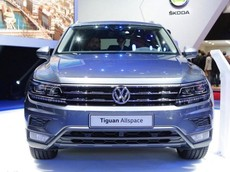 Giá xe Volkswagen Tiguan 2018 mới nhất tháng 5/2018