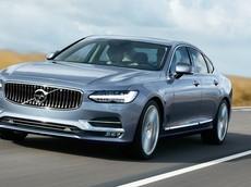 Giá xe Volvo S90 2018 mới nhất tháng 5/2018