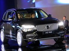 Giá xe Volvo XC90 2018 mới nhất tháng 5/2018