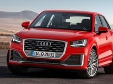Bảng giá xe Audi 2018 mới nhất tháng 6/2018