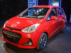 Giá xe Hyundai Grand i10 2018 mới nhất tháng 5/2018