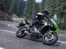 Giá xe Kawasaki Versys 650 2018 mới nhất tháng 5/201