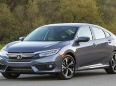 Giá xe Honda Civic 2018 mới nhất tháng 6/2018
