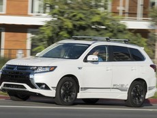 Mitsubishi Outlander 2021 sẽ chia sẻ cơ sở gầm bệ với Nissan Rogue