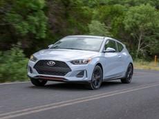 Hyundai Veloster 2019: Kiểu dáng trẻ trung, giá hợp túi tiền