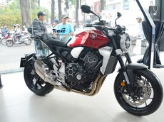 Đánh giá nhanh Honda CB1000R đời 2018 mới được phân phối chính hãng tại Việt Nam