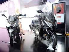 Đánh giá nhanh Kymco AK550 mới bán chính hãng, công nghệ vượt trội, giá bán tương đương ô tô