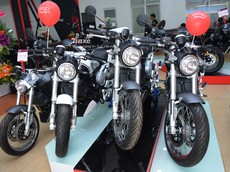 Thương hiệu xe máy Thái Lan GPX mở đại lý tại Việt Nam, giá từ 40 triệu Đồng